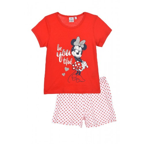 Pijama niña Minnie
