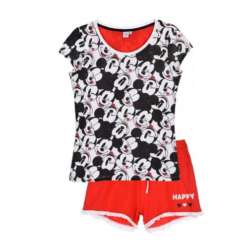 "Pijama mujer Mickey ""Happy"""