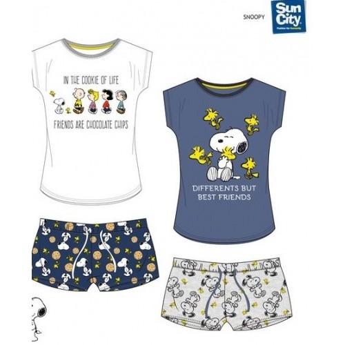 """Pijama mujer """"Snoopy"""""""