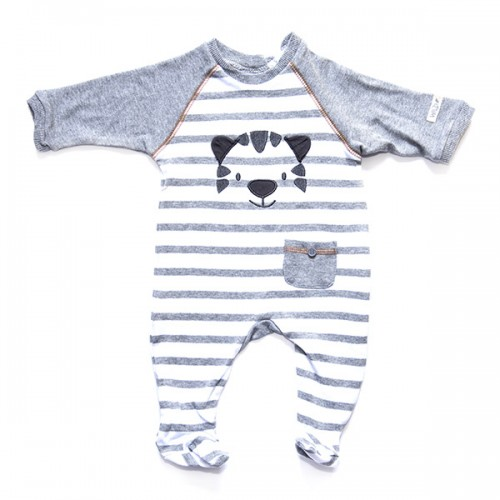 Pijama bebé manga larga