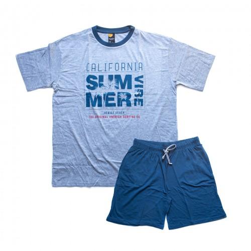 Pijama hombre California Summer 40 GRADOS