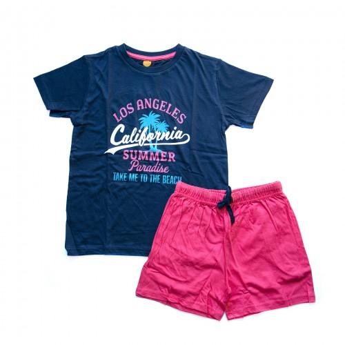 Pijama niño LOS ANGELES 40 GRADOS