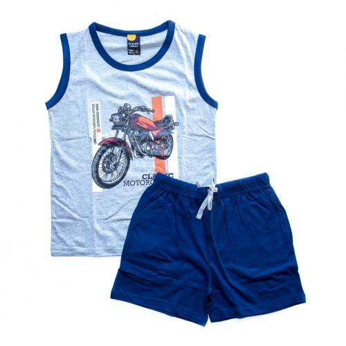 Pijama niño moto 40 GRADOS