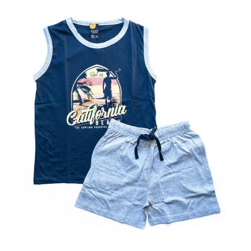 Pijama niño California 40 GRADOS