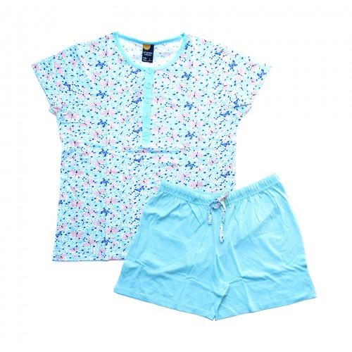 Pijama mujer mariposas 40 GRADOS