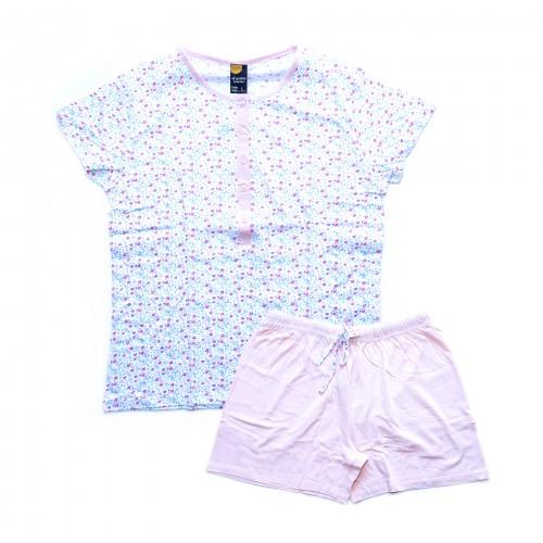 Pijama mujer flores 40 GRADOS