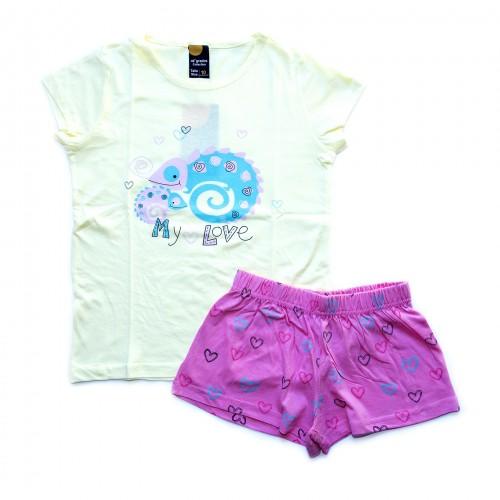 Pijama niña My Love 40 GRADOS