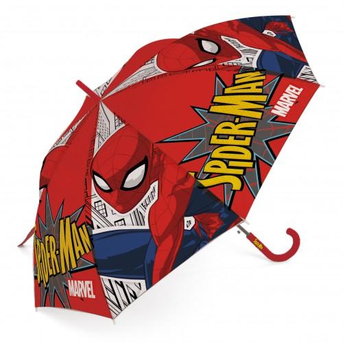 Paraguas Spiderman Rojo