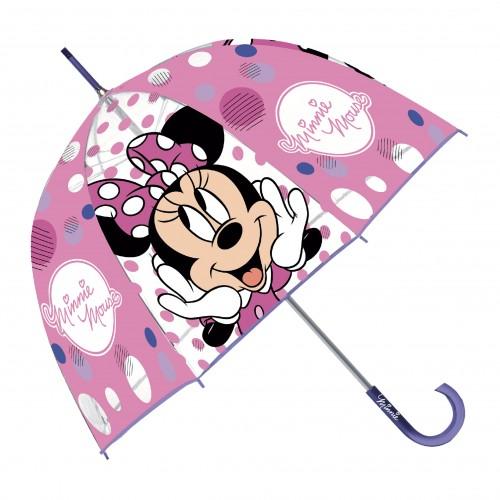 Paraguas Minnie Azul