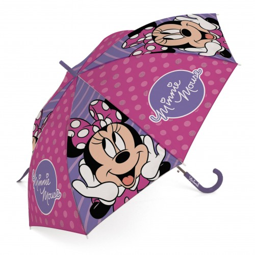 Paraguas Minnie Lila