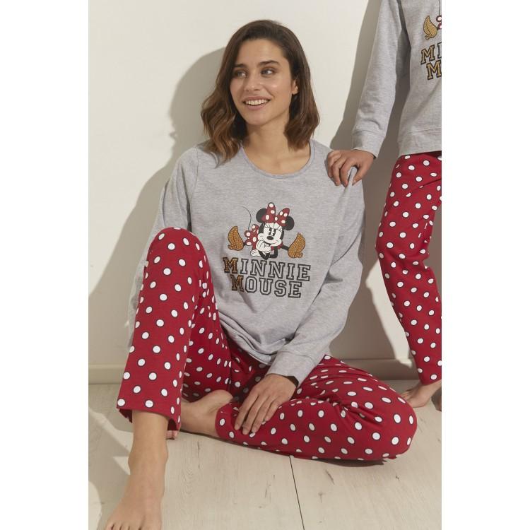 Pijama mujer Minnie Mouse ADMAS