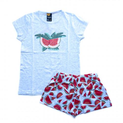 Pijama niña sandía 40 GRADOS
