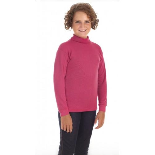 Camiseta cuello cisne niño/niña 40 Grados