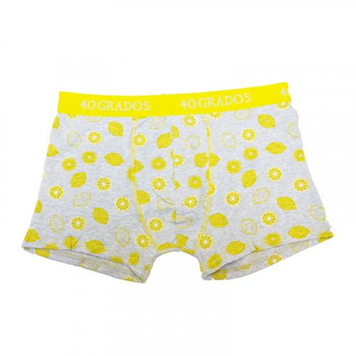Boxer hombre limones 40 Grados