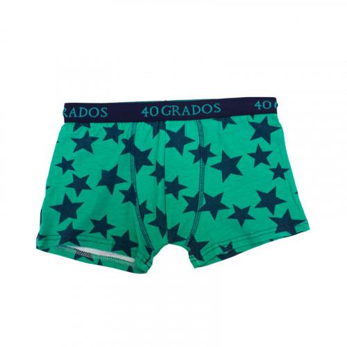 Boxer niño estrellas 40 Grados