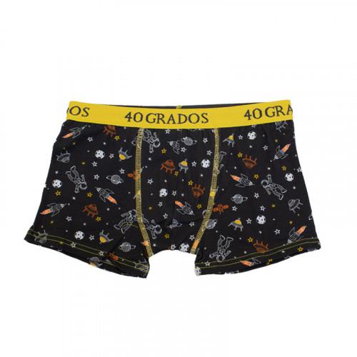 Boxer niño espacio 40 Grados