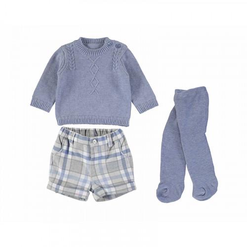 Conjunto bebé pantalón Mayoral