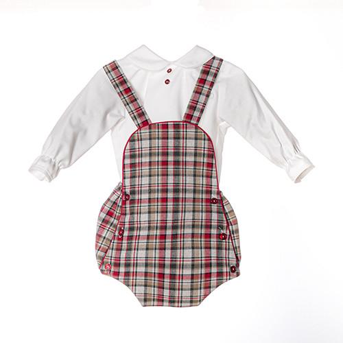Ranita con blusa Baby-Ferr