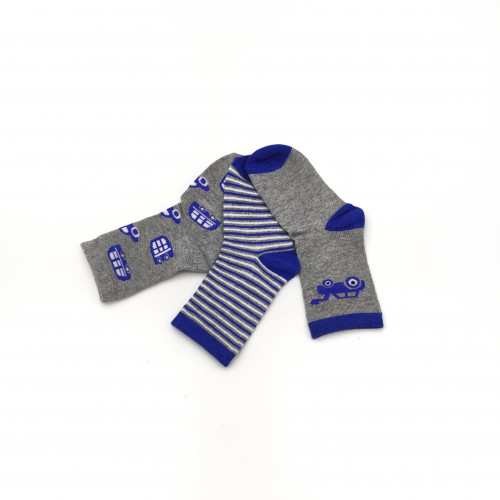 Pack 3 calcetines bebé 40 Grados