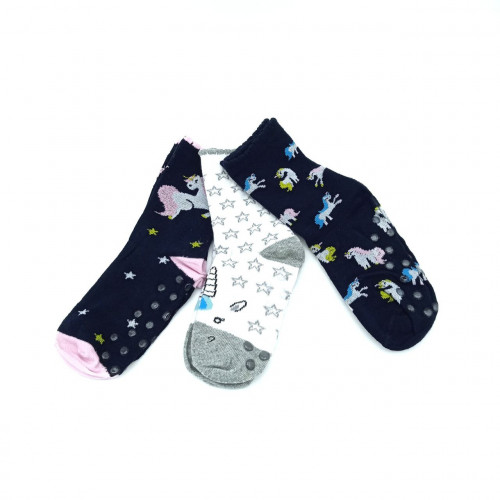 Pack 3 calcetines antideslizantes 40 Grados