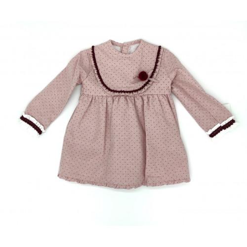 Vestido bebé Baby-Ferr