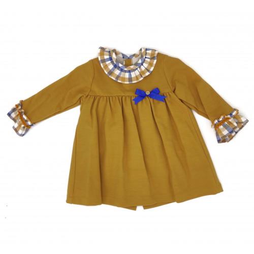 Vestido infantil Baby-Ferr