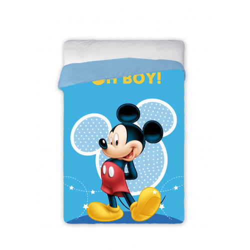 Edredón infantil de Mickey