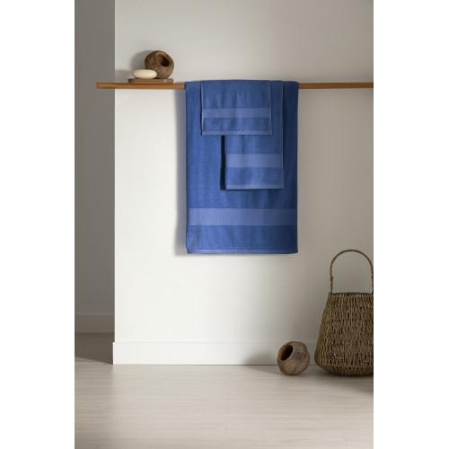 Pack de 3 toallas azul Paduana
