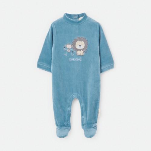 Pijama invierno bebé Waterlemon