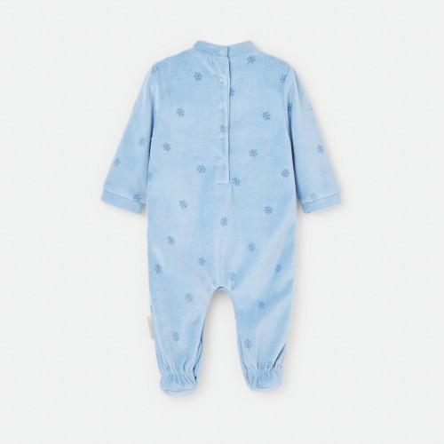 """Pijama invierno bebé """"Nieve"""" Waterlemon"""