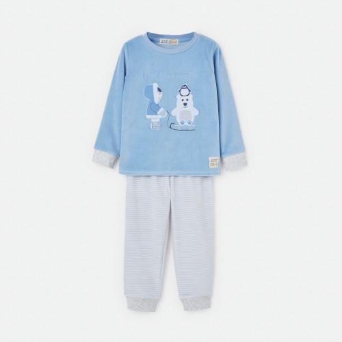 """Pijama infantil """"Best Teamwork"""" Waterlemon"""