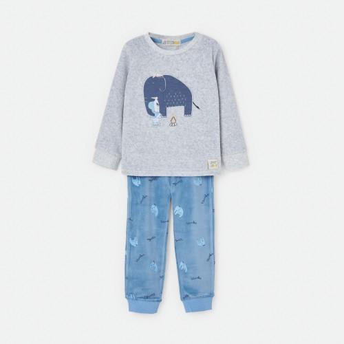 "Pijama infantil ""Elefante"" Waterlemon"