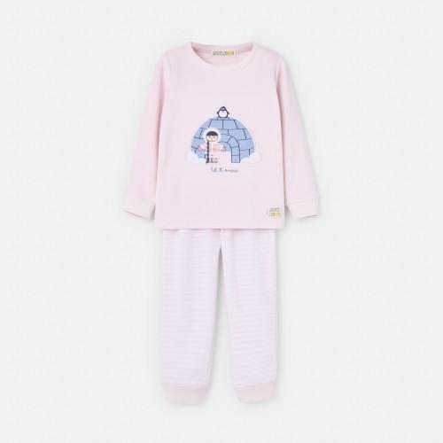 """Pijama infantil """"Iglú"""" Waterlemon"""