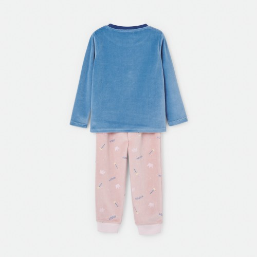 "Pijama infantil ""Princesa"" Waterlemon"