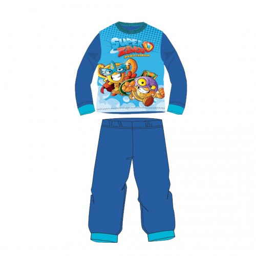 Pijama coralina Super Zings