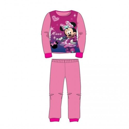 Pijama coralina Minnie Mouse