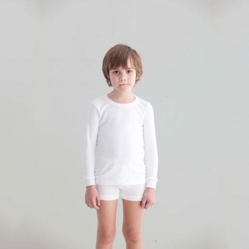 Camiseta felpa M/L Babidu